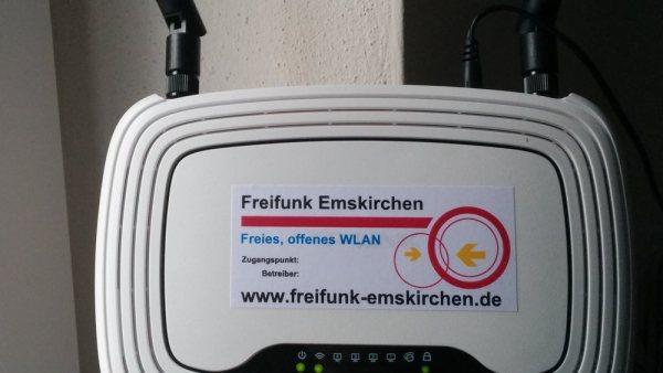 Router für die LesBar